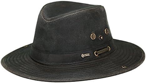 Outback Oilskin River Guide Hat