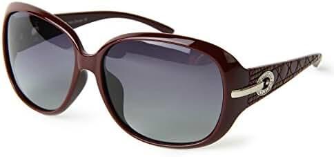 corciova Classia Simple Oversized Women's Polarized Sunglasses UV400