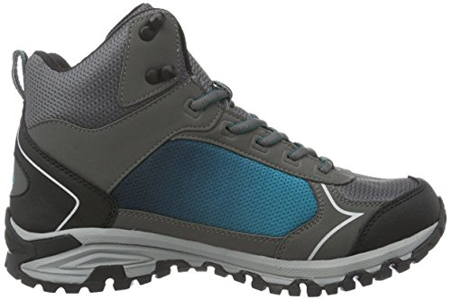 Grey Boots Hiking Valley Grau Women's Tuerkis Bruetting Grau High Rise Tuerkis IqxBUXwnY