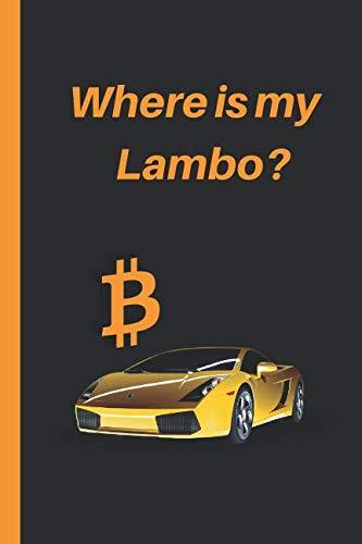 WHERE IS MY LAMBO?: 6