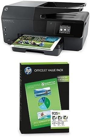HP Officejet Pro 6830 Pack - Impresora multifunción de tinta + ...