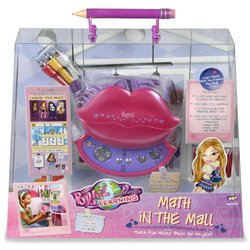 Bratz Math in the Mall Plug 'N' Play Game
