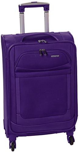 American Tourister Ilite Max Softside Spinner 21, Purple