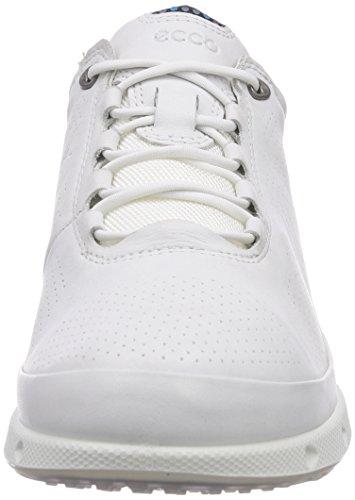 Weiß Damen Cool Fitnessschuhe Ecco Outdoor 1007white w4xBIn