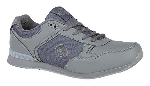 3 2 Homme Lace De 36 Pour Grey Bowling mens Dek Chaussures Dek SwZ86a