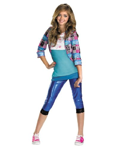 Shake It Up Cece Classic Child Costumes (Disguise Disney Shake It Up Cece Season 2 Classic Tween Costume, 10-12)