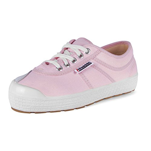 Kawasaki scarpe donna Basic Plateau Light Pink