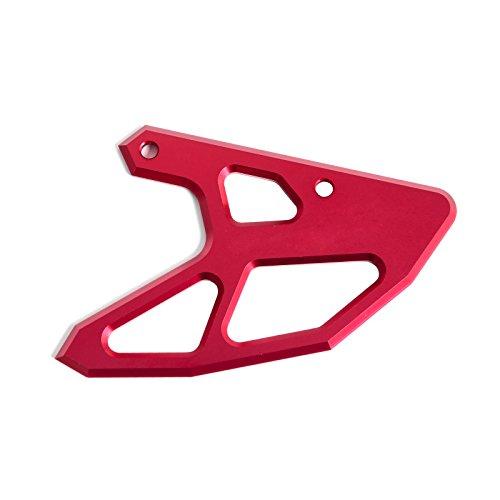 Felix-Box - Motorcycle CNC Billet Rear Brake Disc Guard for Honda CR125R CR250R 2002-2007 CRF250R CRF250X CRF450R CRF450X -