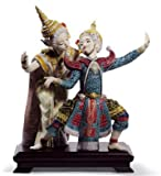Lladro Thai Dancers