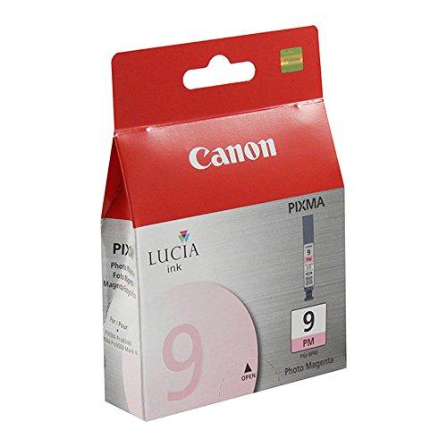 Canon 1039B002 (PGI-9PM) Photo Magenta Ink Cartridge Standard - Ink Magenta 1039b002 Photo