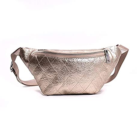 abfbfa391c6d Amazon.com: Moonnight Store AIREEBAY Casual Women Waist Bag Brand ...