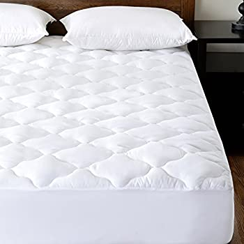Amazon Com Sable Mattress Pad Protector Waterproof