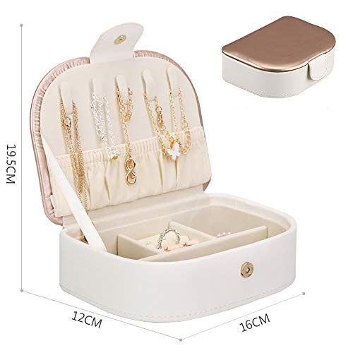 Travel jewellery box