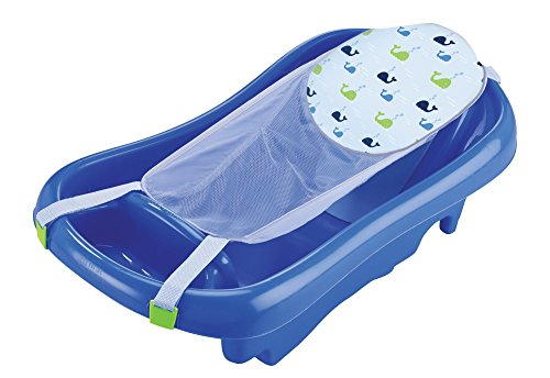 the-first-years-sure-comfort-deluxe-newborn-to-toddler-tub-blue