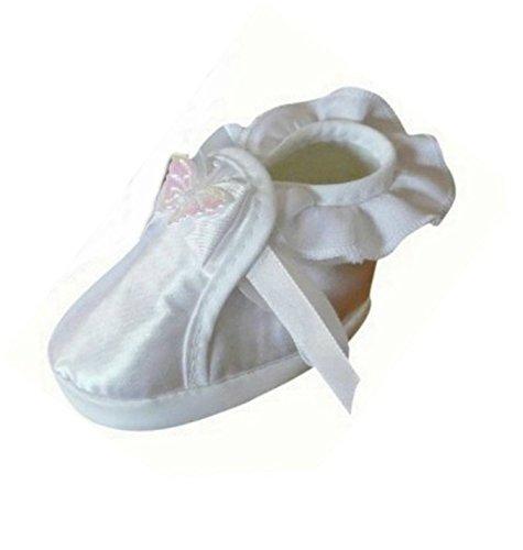 Chaussures de f?te pour le bapt?me ou de mariage - chaussures de bapt?me pour les filles, bébés TP07A tailles 16-19
