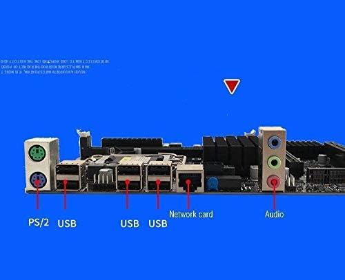KLSK Speed 1366 Motherboard Desktop Computer Motherboard Support ECC Server r20