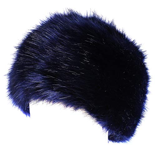 Soul Young Women's Winter Faux Fur Cossak Russian Style Hat(one -