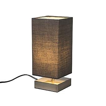 Lampe Á Design De Poser Qazqa Industriel Moderne Table NP8nkXZ0Ow