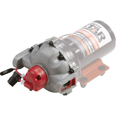 NorthStar Replacement Pump Head - 5.5 GPM, 60 PSI, 3/4in. Quick-Connect Ports, Model# A2685562