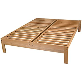 Epic Nomad Plus Platform Bed Queen
