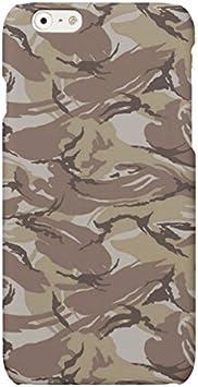 Funda Carcasa Camuflaje Militar Camo Caza para Samsung Galaxy J7 2016 plástico rígido