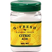 G-Fresh Citric Acid, 180 g