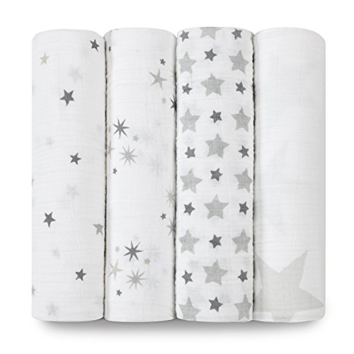 aden anais swaddle pack twinkle