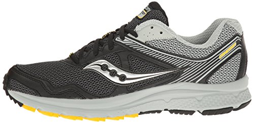 2 Men''s 25333 yellow grey Fitness Black Shoes Saucony UqRHw6xS6