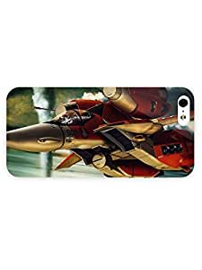 iPhone 5&5S Case - Anime - Vf 1 Valkyrie Macross21 3D Full Wrap