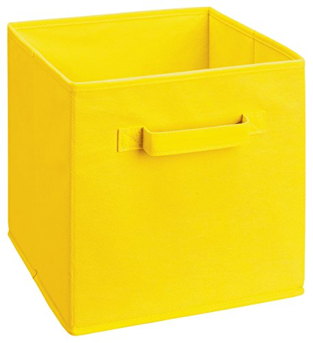 - ClosetMaid 58711 Cubeicals Fabric Drawer, Yellow