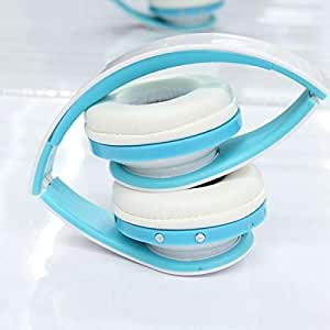 Foldable HIFI Noise Canceling Wireless Stereo Bluetooth Headphone Headset Mic for smartphones