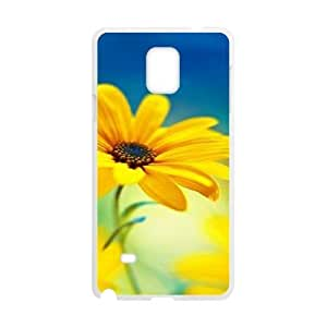 Sunflower DIY Case Cover for Samsung Galaxy Note 4 LMc-11809 at