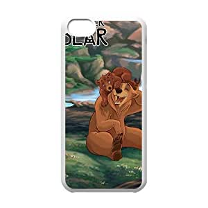 iPhone 5c Cell Phone Case White Brother Bear 2 K2340737