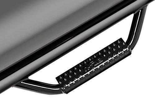 tured Black Nerf Step; Cab Length Dodge Ram Quad Cab 4 Door All Beds 94-01 (Dodge Ram Tubular Side Step)