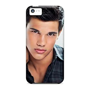 High-quality Durable Protection Case For Iphone 5c(taylor Lautner Celebrity)