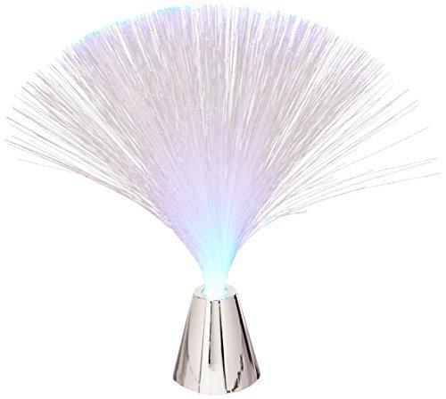 9Snail Multicolor Fiber Optic Centerpiece Lamp