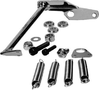 (NEW SOUTHWEST SPEED RACING CARBURETOR THROTTLE LINKAGE RETURN SPRING KIT, POSITIVE RESPONSE FOR RACING APPLICATIONS ONLY, MODIFIED, LATE MODEL, STREET STOCK, FACTORY STOCK, MINI STOCK, GRAND NATIONAL)