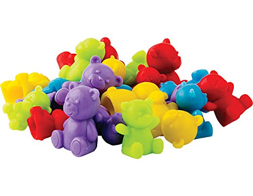 (Teacher Created Resources Bear Counters (20685))