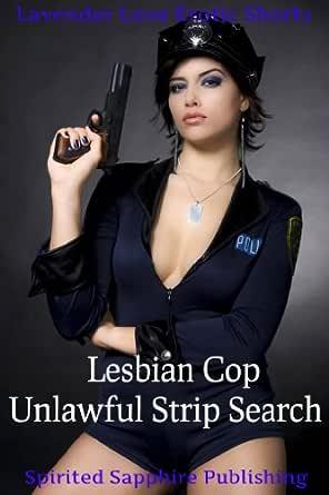 Lesbian Police Strip Search