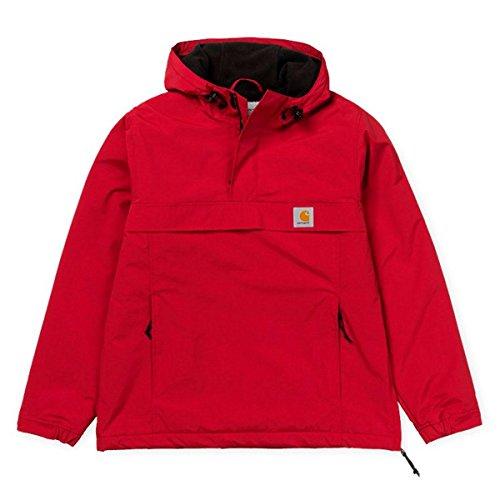 Jacket Red Carhartt Nimbus Blast Pullover v0wyPnOmN8