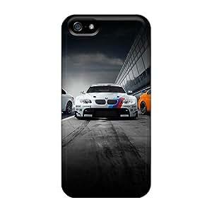 DannyLCHEUNG Iphone 5/5s Shockproof Hard Phone Case Customized Beautiful Bmw Series [yHE7008bEtx]