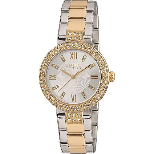 BREIL Watch Dance Floor Female Only Time with Crystals - EW0421