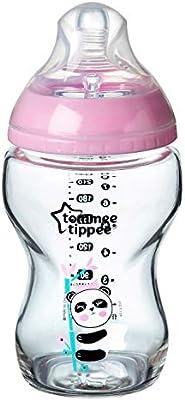 زجاجة للفتيات من تومي تيبي سعة 1 × 250 مل، قطعة واحدة