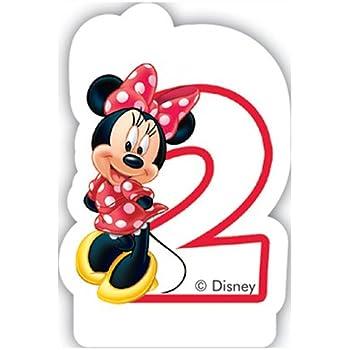 Amazon.com: Minnie Mouse Número 3 Shaped torta de cumpleaños ...