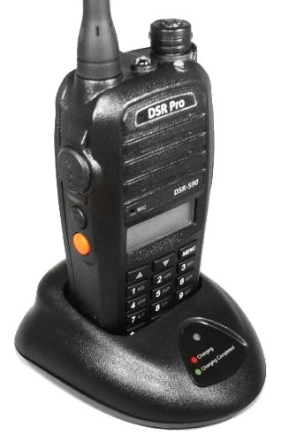 5 Watt UHF Two Way Radio Replacement for CP200 by Motorola with Full Keypad