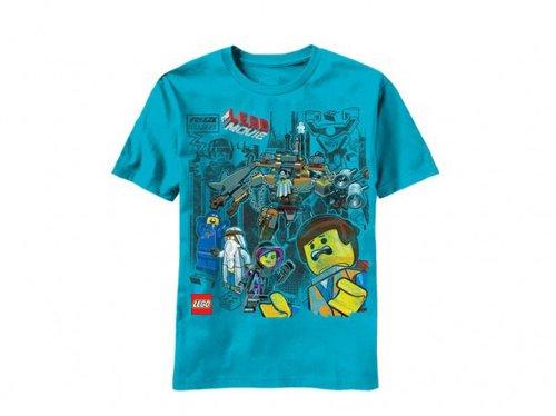 with LEGO Apparel for Boys design