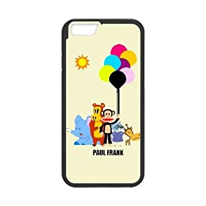 Paul Frank iPhone 6 Plus 5.5 Inch Cell Phone Case Black