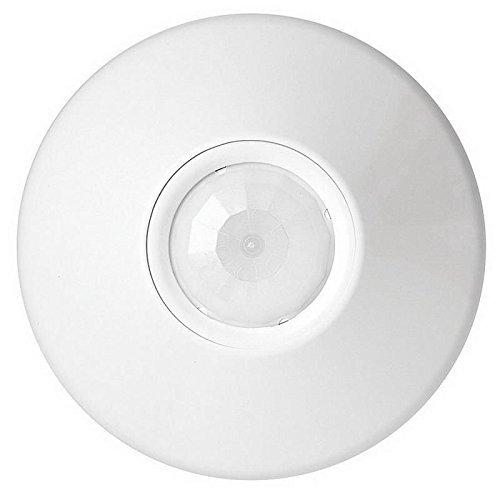 Lithonia Lighting NCM-PDT-9-RJB Dual Technology (PIR/Microphonics) Occupancy Sensor 10 - 20 ft White nLight