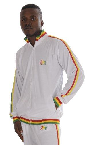 rasta4real Jamaica LEONE DI GIUDA Rasta - TUTA - XL