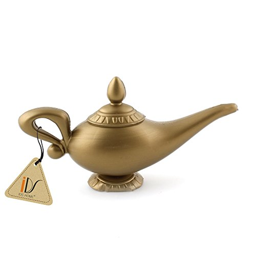 IDS Home Halloween Aladdin Lamp Novelty Party Props -